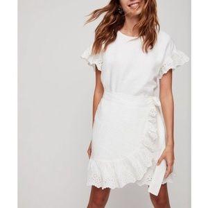 Wilfred La Boheme Ninette Wrap Linen Dress